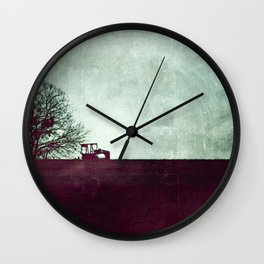 All That's Left Behind  Wall Clock