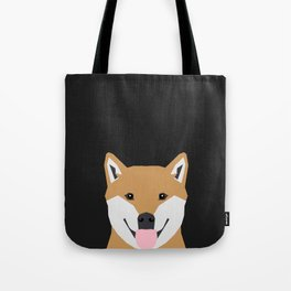 Indiana - Shiba Inu gift design for dog lovers and dog people Tote Bag