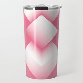 pink energy tower Travel Mug