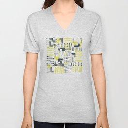 Tetris ropes Unisex V-Neck