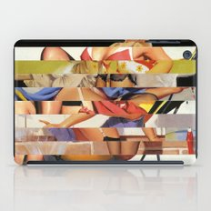 Glitch Pin-Up Redux: Gwen iPad Case