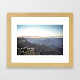 Grand Canyon by Jennifer Kearney Framed Art Print