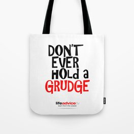 Life Advice #2 Tote Bag