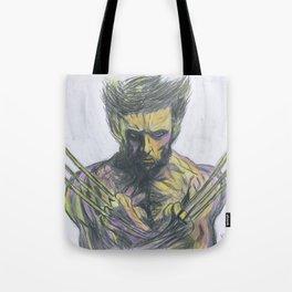 Xwolverine Tote Bag