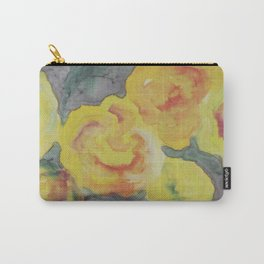 Roses of Late Summer Carry-All Pouch