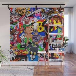 Urban Society Wall Mural