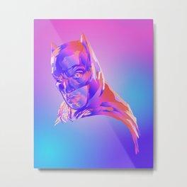 Bat man, Justice League Metal Print