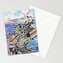 Garden Island, from Onslow Gardens Stationery Cards