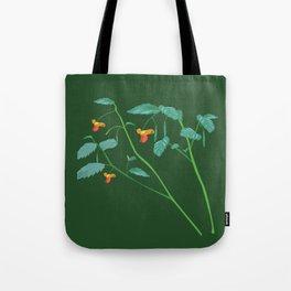 Jewel weed - illustration Tote Bag