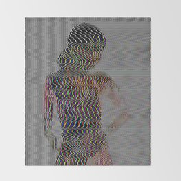 Visible Light Throw Blanket
