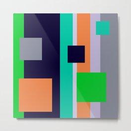 Sequential Stripes #society6 #decor #buyart #artprint Metal Print