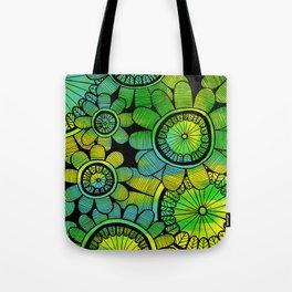 Big Floral 2 Tote Bag