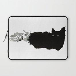 Tiny Kitties Laptop Sleeve