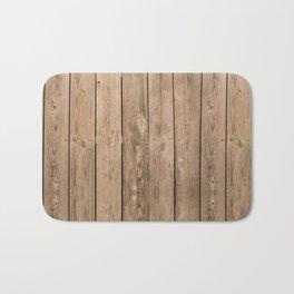 Wood I Bath Mat