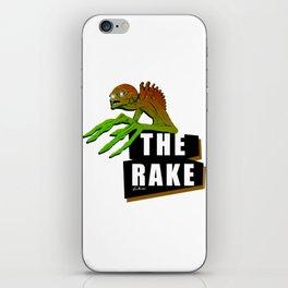 The Rake iPhone Skin