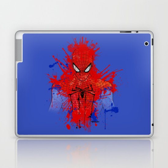 The Amazing Spiderman Laptop & iPad Skin