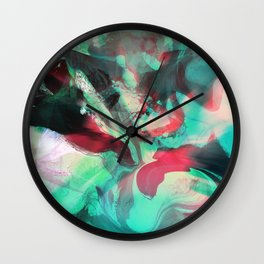 the touch Wall Clock