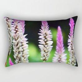 Hong Kong Wildflower Display Rectangular Pillow
