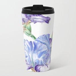 Iris Metal Travel Mug