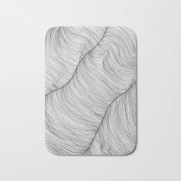 Weave Lines Bath Mat