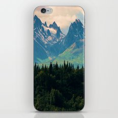 Escaping from woodland heights iPhone & iPod Skin
