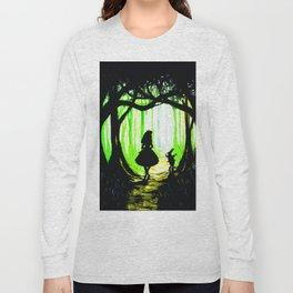 alice and rabbits Long Sleeve T-shirt