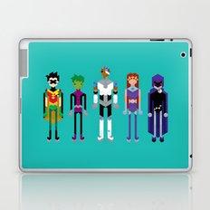 Teenage Superheroes Laptop & iPad Skin
