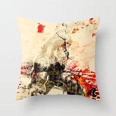 Hulking Throw Pillow