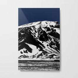Blue Mountain I Metal Print