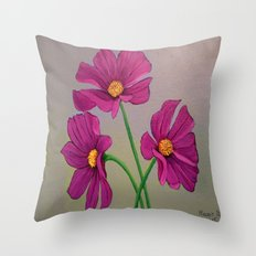 Gift of spring Throw Pillow