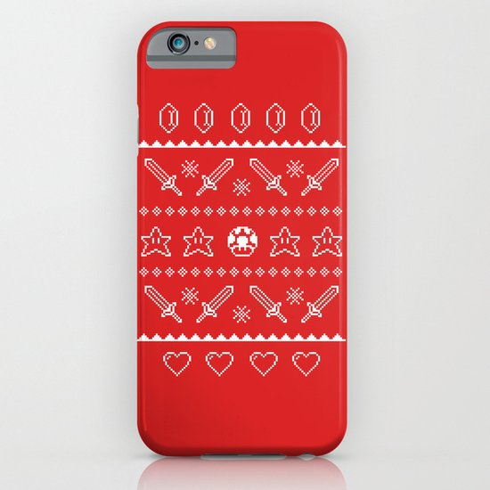 Festive Adventures in Gaming iPhone & iPod Case