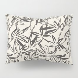 JUNGLIA CHARCOAL Pillow Sham
