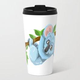Beautiful koala bear illustration Travel Mug