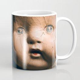 Antique Doll Coffee Mug