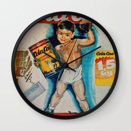 Vintage Cola Cao Wall Clock