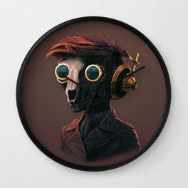 Techpunk Wall Clock