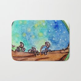 A Magical Night Bath Mat