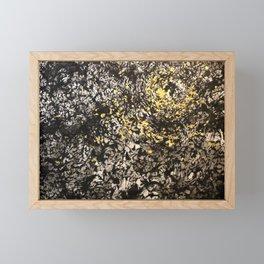 Life As An Open Wound Framed Mini Art Print