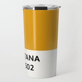 Lantana Chip Travel Mug