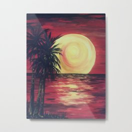 Another Day in Paradise Metal Print