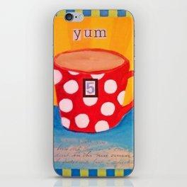 Yum iPhone Skin