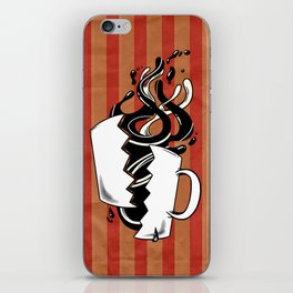 Coffee Break iPhone Skin