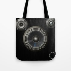 Speakers Tote Bag