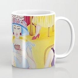 1950 High Tea Coffee Mug