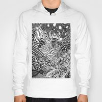 under the sea Hoodies featuring Under the sea by Ommou