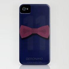 Minimal Eleven iPhone (4, 4s) Slim Case