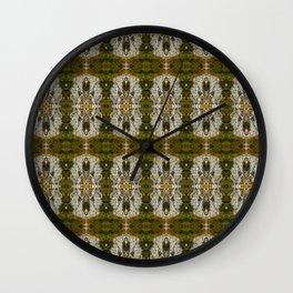 GrassyRocks Wall Clock