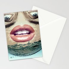 Head above Stationery Cards