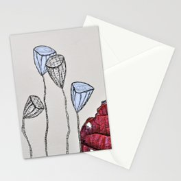 The Wood from the Trees Stationery Cards