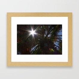 Ray of Hope Framed Art Print